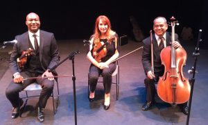 Classical String Trio of Southern California