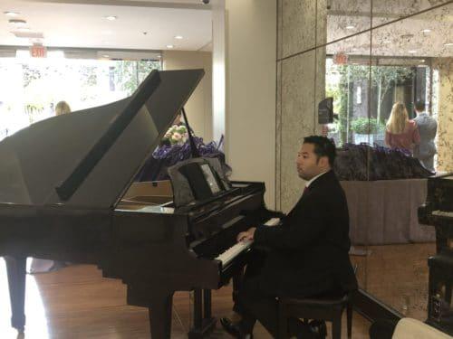 Wedding Pianist Keyboardist SoCal