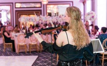 Violinist - Grace