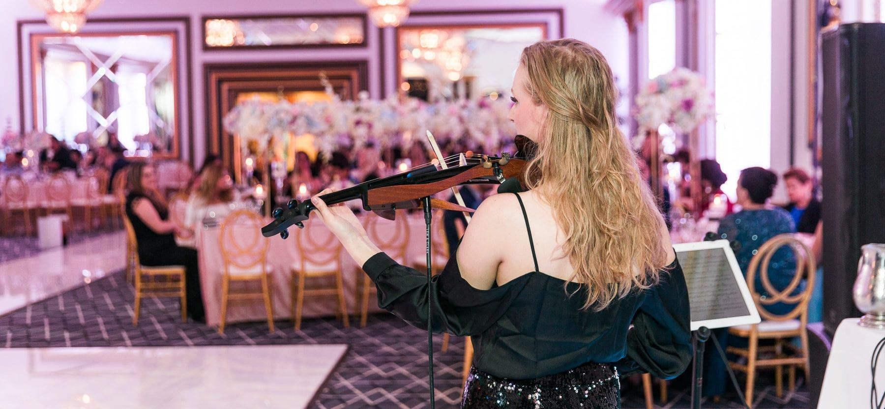 Los Angeles Electric Violinist Quincea?era 2019