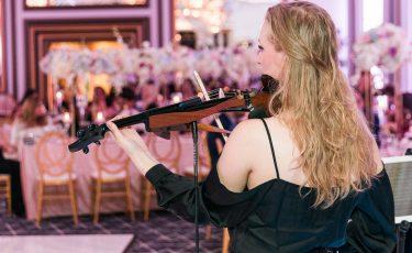 Grace, Violinist