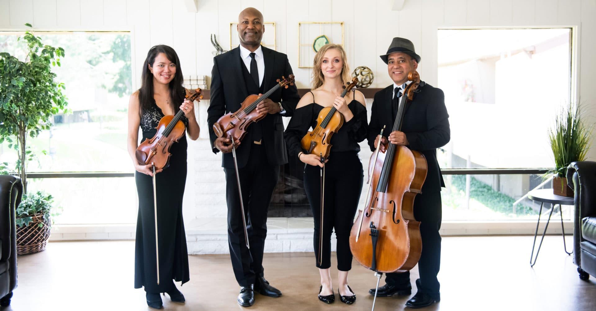 Classical String Quartet Wedding Southern California