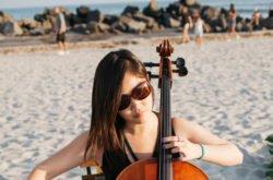 Solo Wedding Cellist San Diego