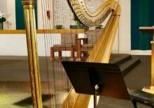Los Angeles Wedding Harpist