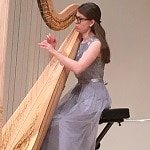 Orange County Wedding Harpist