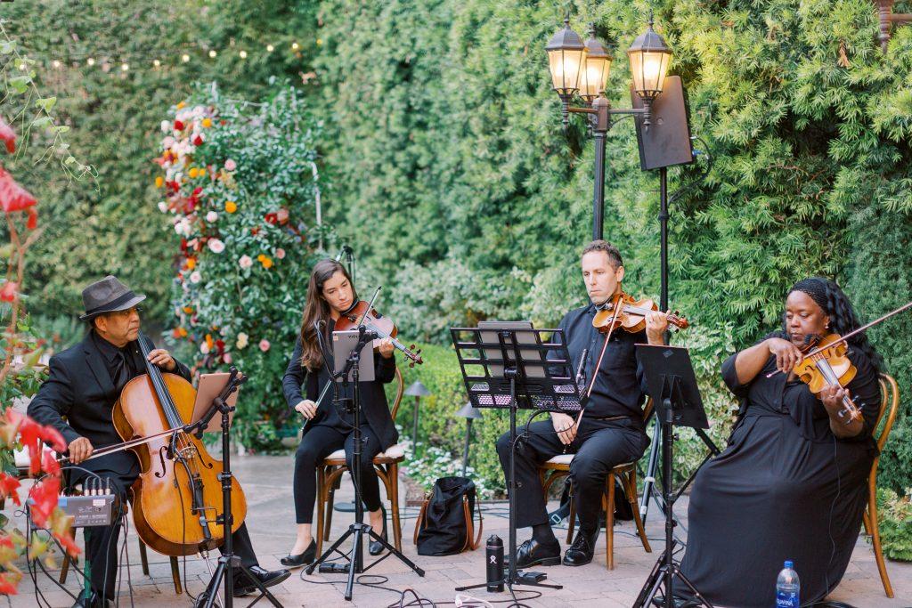 String Quartet for Retirement Parties