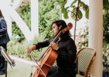Cellist for Hire