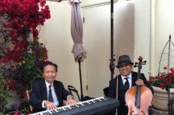 Hire Piano Cello Duo