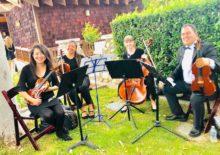 Hire String Quartet