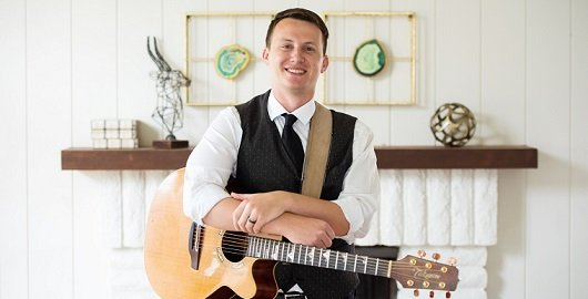 Guitarist and Wedding Singer