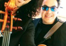 cello guitar duet wedding