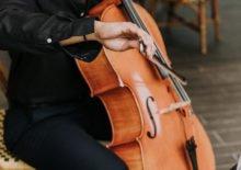 cello player for wedding