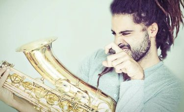 Saxophonist - Adi