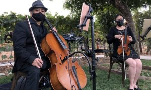 Classical String Duo Orange County