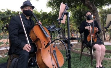 Cello & Violin Duo