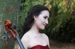 Cellist in Palm Springs for Events