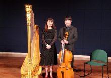 Cello and Harp Duo In Orange County