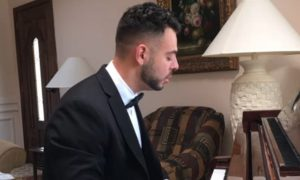 Classical Wedding Pianist Los Angeles