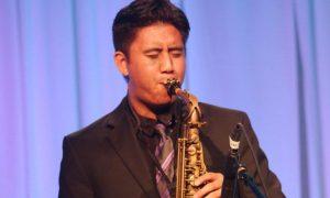 Funk Jazz Saxophonist