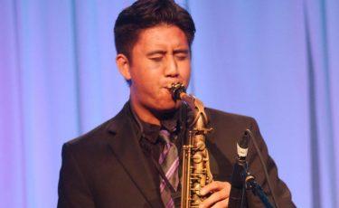 Austin, Saxophonist