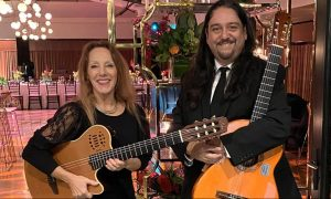 Gipsy Kings Style Duo Guitar