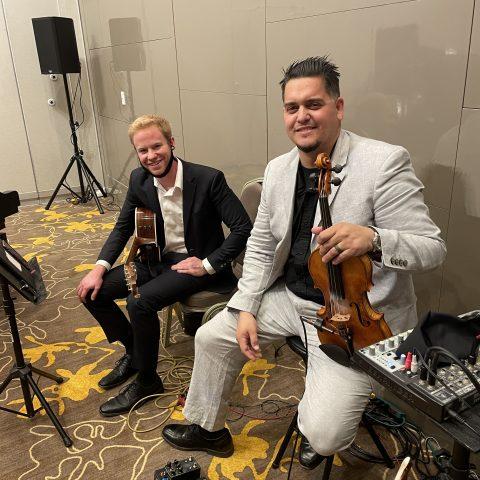 Guitar Violin Duo Los Angeles