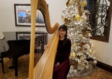 Hire Harp Player in Orange County