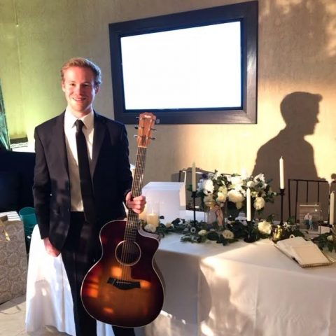 Los Angeles Guitar Player