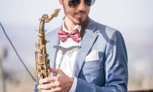 Los Angeles Saxophonist for events