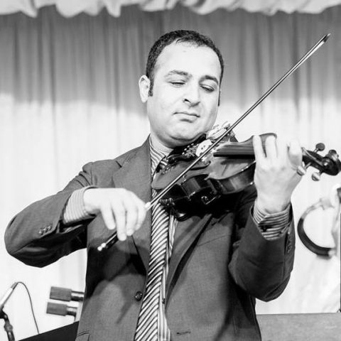 Los Angeles Solo Violinist for Persian Events