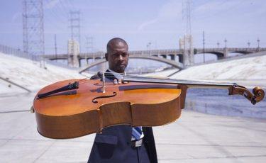 North Hollywood Cellist