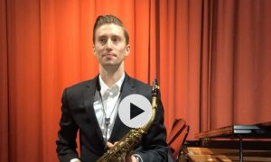 Orange County Saxophonist for Events