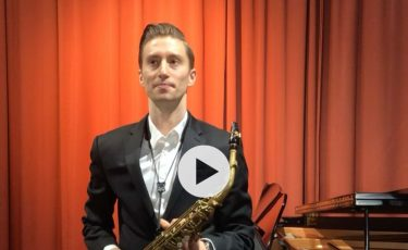 Jason R., Saxophone Player