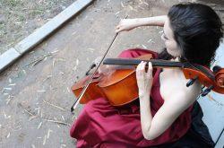 Palm Springs Cellist