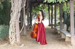 Palm Springs Cello Player for Hire