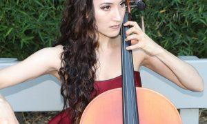 Palm Springs Wedding Cellist