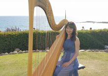SoCal Wedding Harpist