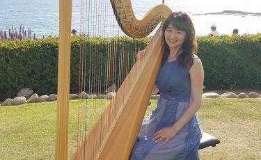 Tomoko, Harpist