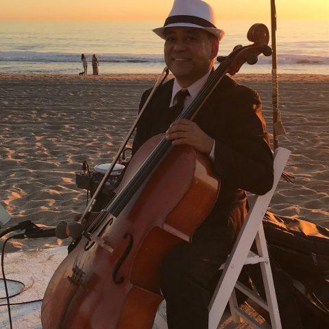 Solo Wedding Cellists Malibu