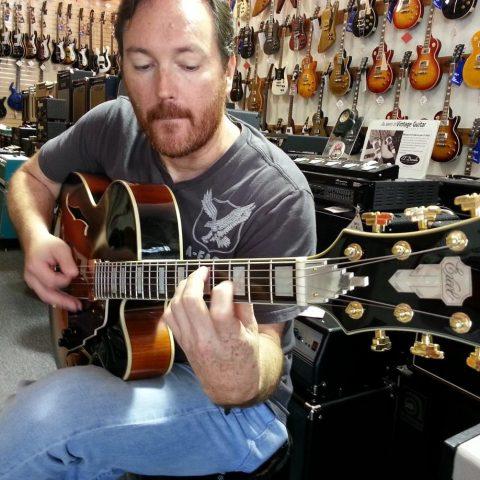 Spanish Latin Guitar Player Los Angeles