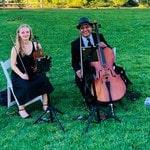 cello and violin duets