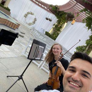 Violin and Guitar Duo Los Angeles