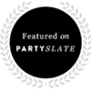 Party Slate Featured Wedding Strings
